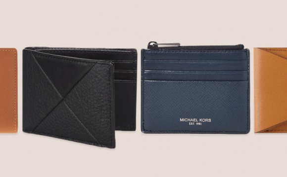Men s leather wallets
