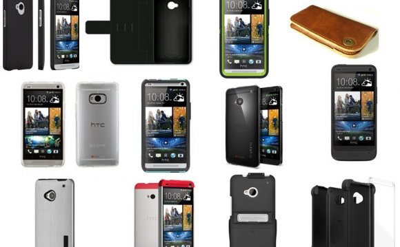Htc one cases