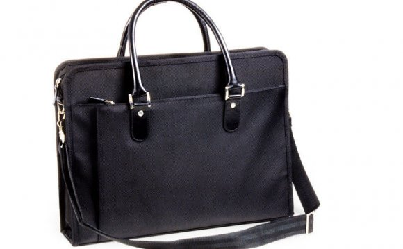 1680D Nylon Bag With Leather