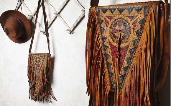 Boho Leather Crossbody Bag 17