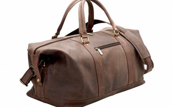 Velorbis Leather Bag Weekend