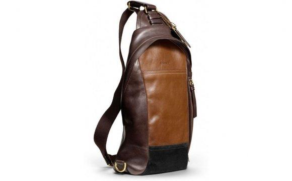 Coach Bleecker Sling Bag In