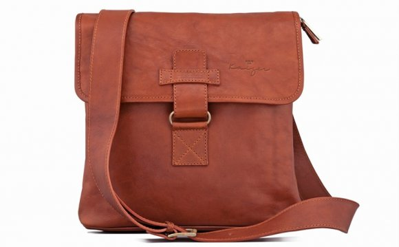 Cavalry Leather Cross Body Bag