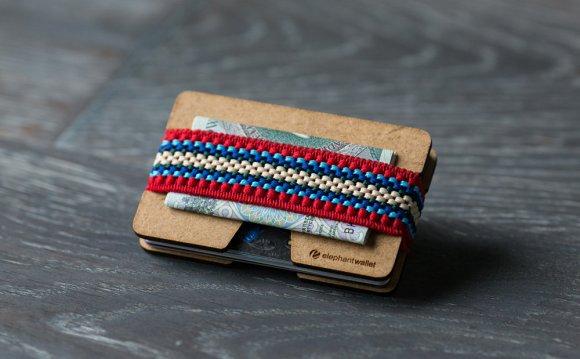 Front pocket wallet, credit