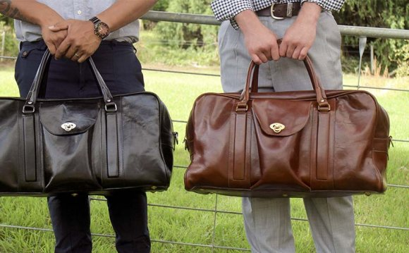 Handcrafted Leather Bags Made