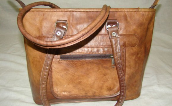 Handmade Goat Leather India