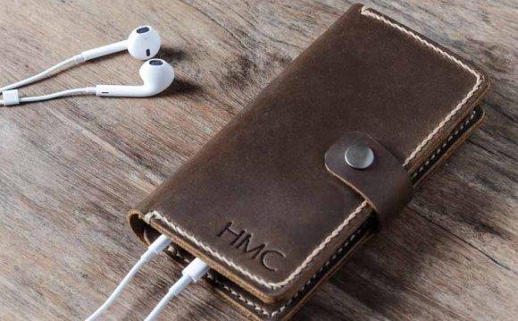 Leather iPhone 6 Case 056p