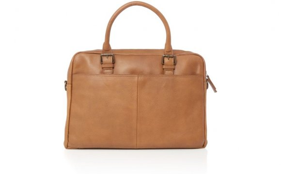 Howick Leather Laptop Bag in