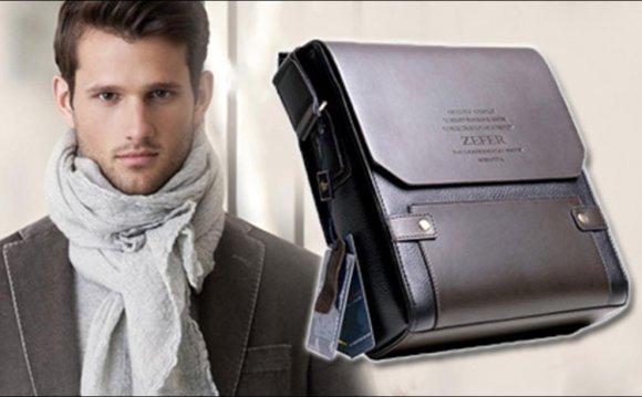 Korean style man shoulder bag/