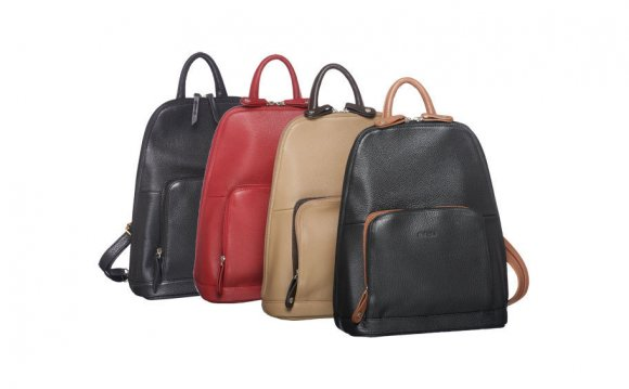 Leather Backpack Handbags