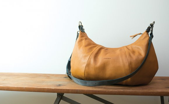 Leather bag gweela