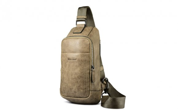 DHL The single shoulder bags