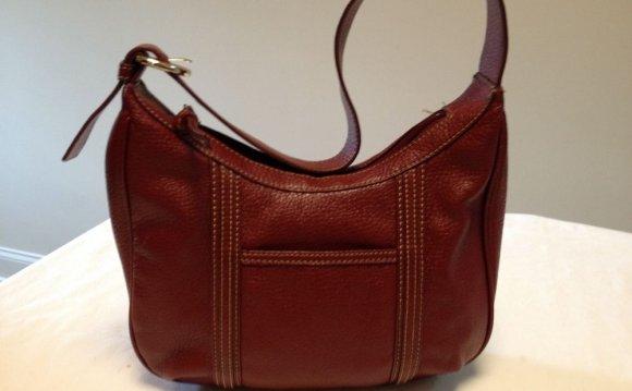 Red Liz Claiborne Handbag EBay