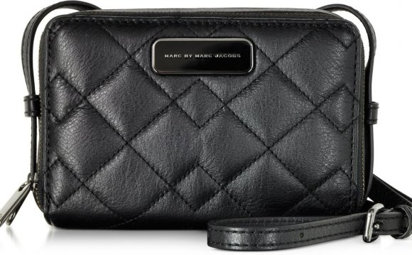 Sophisticato Black Quilted