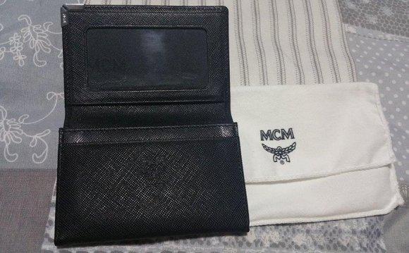 Mcm card holder