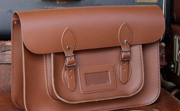 Mens Classic Brown Leather