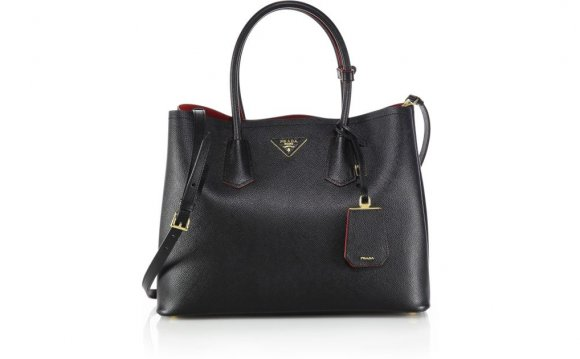 Prada bag saffiano leather