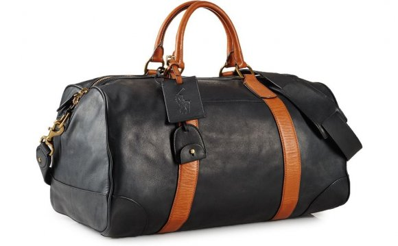 Polo duffel bag