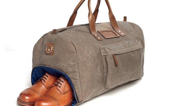 The Ernest Alexander bag has