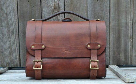 Waylander Satchel, Heavy Duty