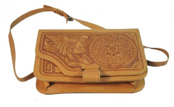 Leather Handbag/ Purse