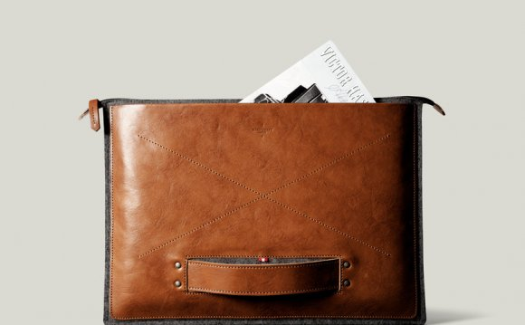 Leather Laptop Travel Bags