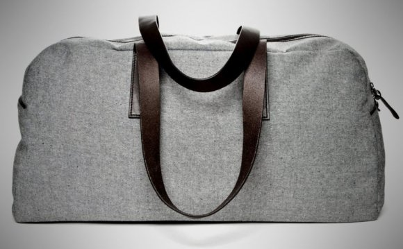 Leather Weekender Bags for Men