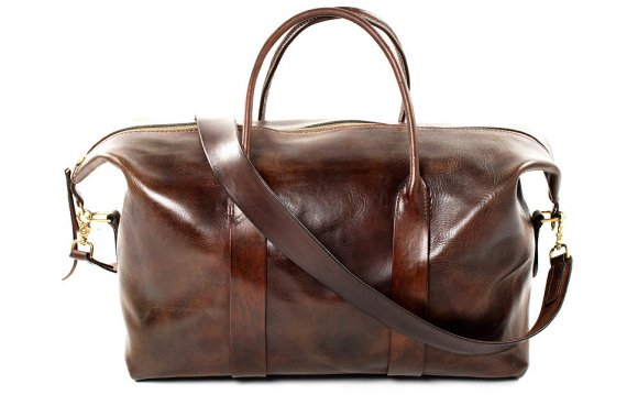Duffle Leather Bags
