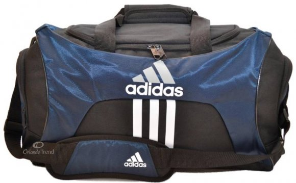 Adidas Leather Duffle Bags