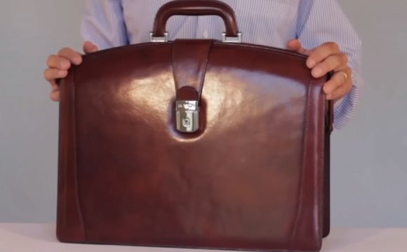 Leather Briefcase Toronto