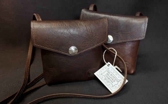 Buffalo Leather Handbags