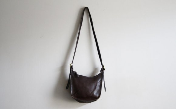 Coach Brown Leather Hobo Bag