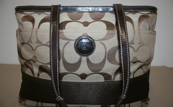 Coach Patent Leather Diaper Bags