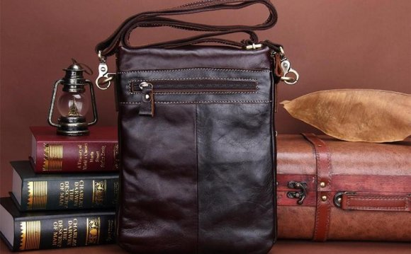 Leather Bags Messenger