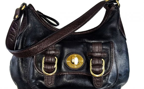 Brown Hobo Bag Leather