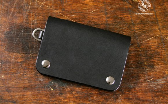 Hand Stitched Leather Goods