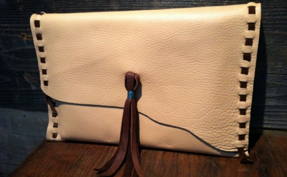 Handmade Leather Laptop Bags