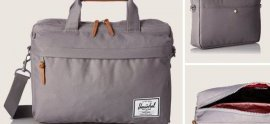 Herschel Supply Co Clark Messenger Laptop Bags For Men