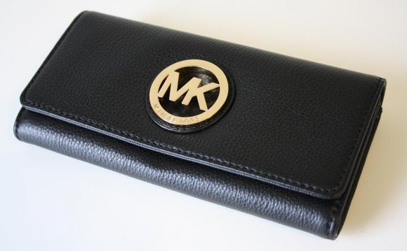 Michael Kors Purse Leather