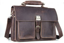 How to Buy the Right Vintage Leather Briefcase for Your Lifestyle