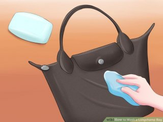 Image titled Wash a Longchamp Bag Step 2