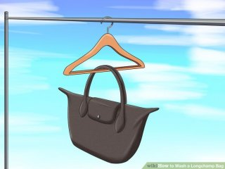 Image titled Wash a Longchamp Bag Step 3