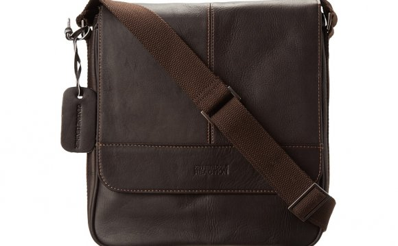 Leather Vertical Laptop Bags
