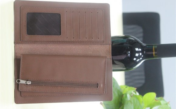 Long Wallets for Men Leather