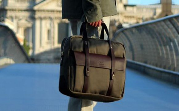 Leather Mens Bags UK