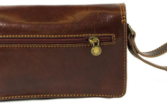 Italian Leather Bags for Men