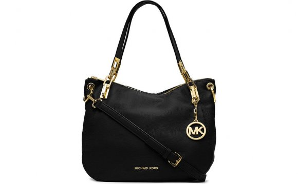 MICHAEL Kors Brooke Leather Shoulder Bag
