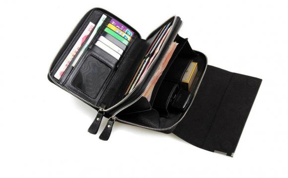 Mens Leather Portfolio Briefcases