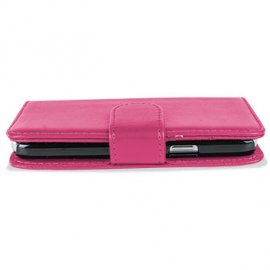 Samsung Galaxy S4 Mini Wallet Case - Pink