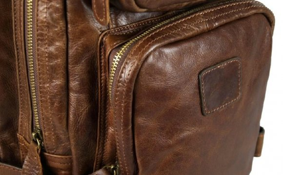 Laptop Shoulder Bags Leather
